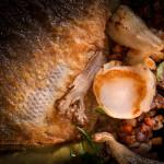 Филе от лаврак с рагу от Сен Жак