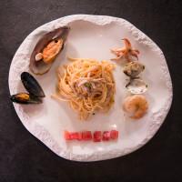 Спагети Аllo Scoglio