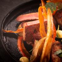 Свинско месо зряло в DryAger, приготвено на BBQ