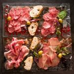 Премиум селекция италиански салами