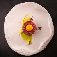 Тартар от телешко месо