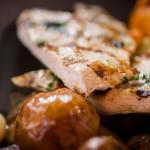 Мариновани пилешки гърди